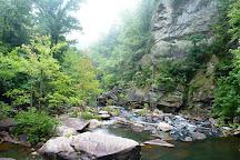Tallulah Gorge State Park, Tallulah Falls, United States