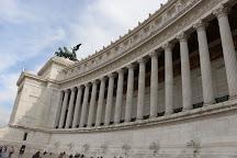 Monumento a Vittorio Emanuele II, Rome, Italy