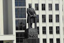 Lenin Monument, Minsk, Belarus