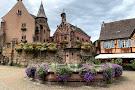 Vieille ville d'Eguisheim