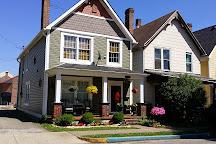 Jeremiah Sullivan House, Madison, United States