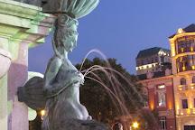 The Neptune Fountain, Batumi, Georgia