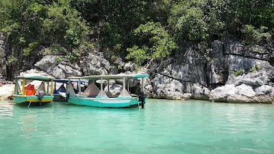 Labadee Water Taxi Stand