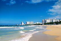 Playa Isla Verde, Carolina, Puerto Rico