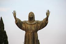 Monumento a San Francesco d'Assisi, Rome, Italy