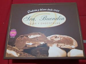 Sra. Buendia - Tejas y Chocotejas 2