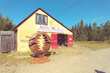 Iron Art & Photographs, Margaree Valley, Canada