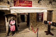 Musee de L'Inquisition, Carcassonne Center, France