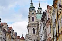 Tour Golem Prague, Prague, Czech Republic