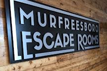 Murfreesboro Escape Rooms, Murfreesboro, United States