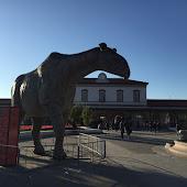 Железнодорожная станция  Bergamo