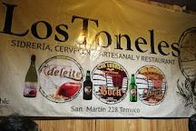 Sidreria Los Toneles, Temuco, Chile