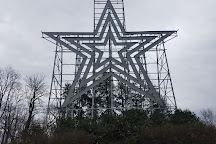 Mill Mountain Star and Park, Roanoke, United States