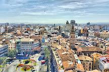 The Central Market of Valencia, Valencia, Spain