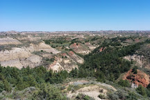 Badlands Overlook, Medora, United States