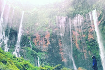 Tumpak Sewu Waterfall, Lumajang, Indonesia
