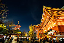 Senso-ji Temple, Asakusa, Japan