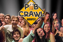 Pub Crawl Nation, Budapest, Hungary