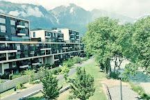 Sillpark, Innsbruck, Austria