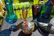 Suomen Lasimuseo (The Finnish Glass Museum), Riihimaki, Finland