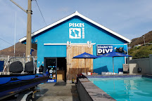 Pisces Divers, Simon's Town, South Africa