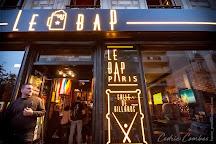Le Bar a Pintes, Paris, France