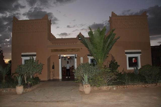 Restaurant Hotel Babylon du Dades