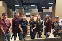 Respawn Tactical Laser Tag, Houghton, United States