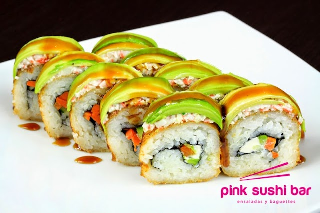 Pink Sushi Bar