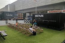 Boxpark Shoreditch, London, United Kingdom