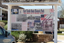 Fort Verde State Historic Park, Camp Verde, United States