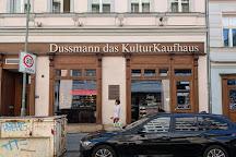 Dussmann das KulturKaufhaus, Berlin, Germany