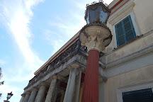 Mon Repos Palace, Corfu Town, Greece