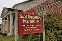 Saunders Museum, Berryville, United States