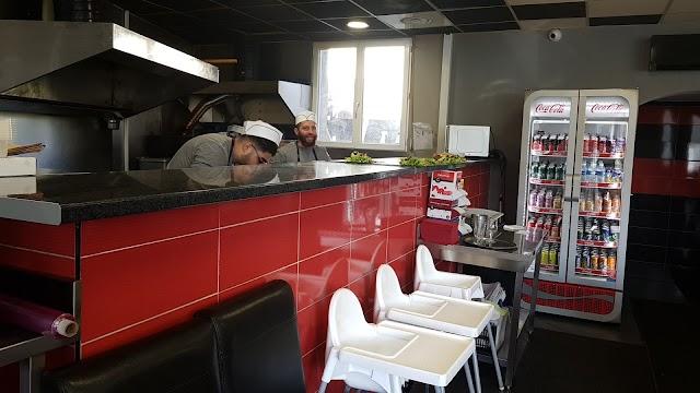 Burger Patate and Fajitas