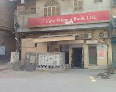 First Women Bank Ltd larkana