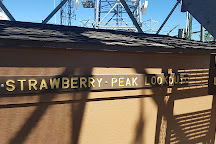 Strawberry Peak Fire Lookout, Twin Peaks, United States