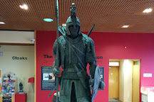 The Potteries Museum and Art Gallery, Hanley, United Kingdom