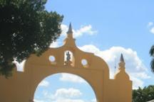 Arco De San Juan, Merida, Mexico