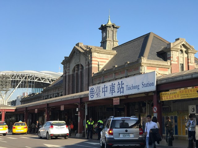Taichung Old station