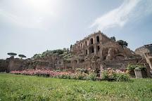 Tempio di Antonino e Faustina, Rome, Italy