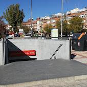 Железнодорожная станция  Alcobendas S.S. De Los Reyes