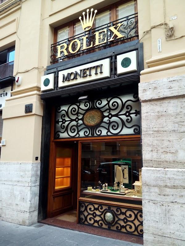 Monetti Orologi Concessionario Rolex, Via S. Brigida, 60