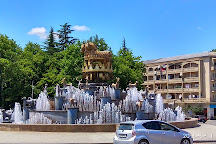 Colchis Fountain, Kutaisi, Georgia