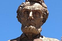 Abraham Lincoln Memorial Monument, Laramie, United States