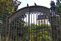 Jardin de Villa Florida, Barcelona, Spain