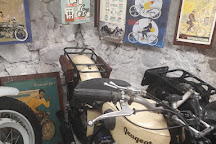 Musee de la Moto d'Entrevaux, Entrevaux, France