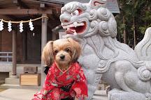 Kaiseizan Dai Jingu Shrine, Koriyama, Japan