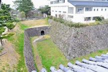 Hiji Castle Ruin, Hiji-machi, Japan