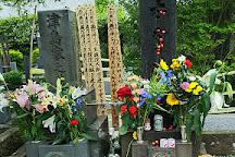 Dazai Osamu Tomb, Mitaka, Japan